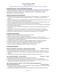 Security Project Manager Resume Vendor Relations Manager Cover Letter