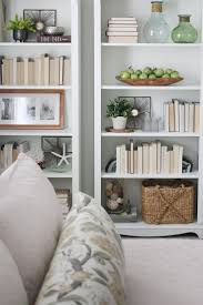 Bookshelves Decorating Ideas Best 25 Decorating A Bookcase Ideas On Pinterest Bookshelf