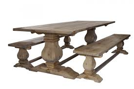 Dining Table Pedestal Base Only Double Pedestal Dining Table