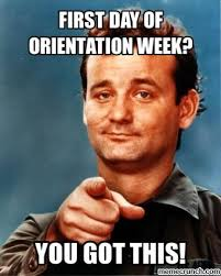 Meme Crunch - making the most of orientation week life u of t