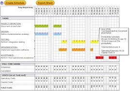 Microsoft Excel Project Schedule Template Best Photos Of Simple Excel Project Planning Template Excel