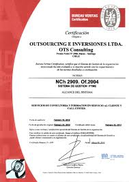 contact bureau veritas ots consulting