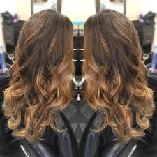 ombre hair growing out ombre or balayage pygmalion spa