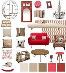 red and beige living room u2013 living room design inspirations