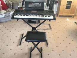 casio ct 655 keyboard in havering posot class