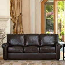 Best Deals On Leather Sofas Top Grain Leather Sofa Reviews Centerfieldbar Com