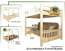 White Futon Bunk Bed Futon Bunk Bed Wood Bedding Futon Bunk Bed Wood Bunk Bed With