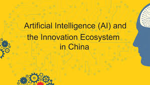 Artificial Intelligence Budget by Artificial Intelligence Ai And The Innovation Ecosystem In China