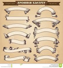 vintage ribbon hd vintage banner vector photos vector graphic image and icons