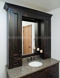 32 best amish built bathroom vanities images on pinterest