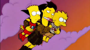 Simpsons Treehouse Of Horror All Episodes - the simpsons treehouse of horror x part 5 youtube