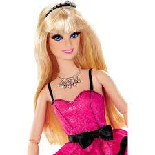 beautiful barbie hairstyle barbie hair tattoos styling doll