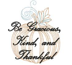 thanksgiving diy embroidery inspirations with free design