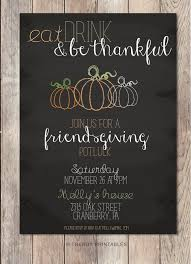 creative thanksgiving invitations happy thanksgiving