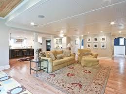 Bright Interior Nuance Cool Blue Nuance At Basement Designed Using Modern Basement Paint