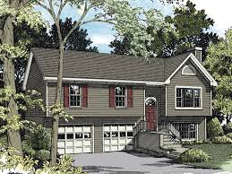 split level house plan woodland park split level home plan 013d 0005 house plans and more