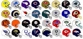 nfl football helmet clipart clipartxtras