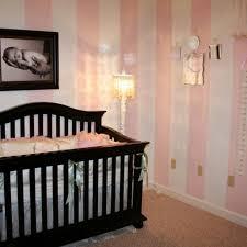 Nursery Floor Lamps Bedroom Dark Crib Plus Soft Pillows Under Photo On Streaky Wall