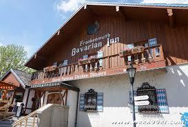 gluten free dining at the bavarian inn restaurant