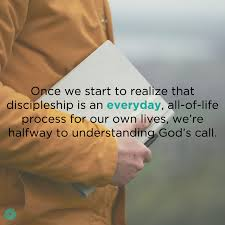 a life of discipleship saturate