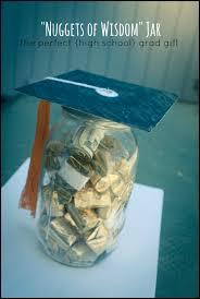 high school graduation gift nuggets of wisdom graduation gift idea