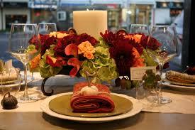 thanksgiving place setting thanksgiving corona del mar florist