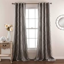 Curtain Panels Swirl Curtain Panels Room Darkening Set Of 2 Target