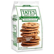 tate s cookies where to buy tate s bake shop gluten free chocolate chip cookies 7oz target