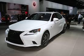 lexus sport 2013 2014 lexus is launched at detroit motor show