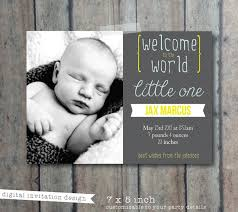 baby announcement cards birth announcement cards nz 322 best julian images on