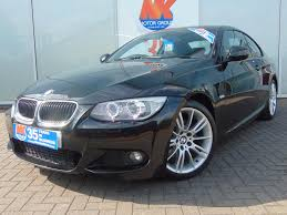 used bmw 3 series coupe for sale motors co uk