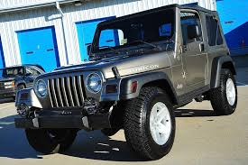 jeep wrangler tj rubicon for sale davis autosports 2005 jeep wrangler rubicon tj 61k for sale
