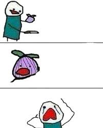 Blank Meme Templates - this onion won t make me cry blank template imgflip
