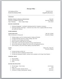 resume exles for college students college student resume exles experience