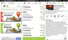 android finder 8 best restaurant finder apps for android to chow