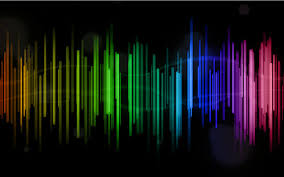 rainbow sound wave background 2 u2013 power house studios