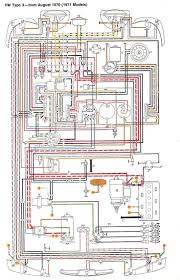 volkswagen van drawing 71 vw t3 wiring diagram ruthie pinterest volkswagen engine