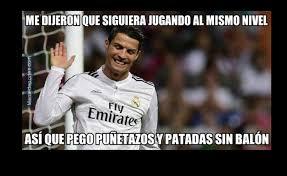Memes De Ronaldo - memes burlas contra cristiano ronaldo por su expulsión ante córdoba