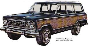 jeep grand wagoneer custom jeep wagoneer off road pioneer and luxury wagon