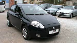 2008 fiat grande punto 1 2i actual full review start up engine