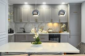 pictures of kitchen cabinets painted grey top ranked kildeer kitchen cabinet painting company prime time
