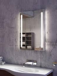 lumin tall led light bathroom mirror light mirrors