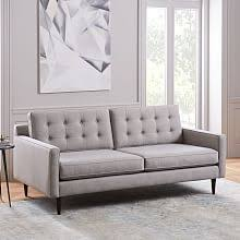 Small Sofa Sectionals Small Sofas Sectionals West Elm