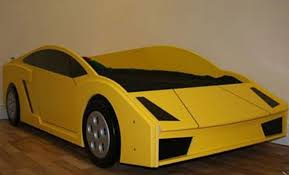 lamborghini toddler car junior lamborghini style car bed this would be easier to fit into