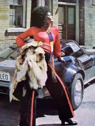 cleopatra jones corvette tamara dobson as cleopatra jones 1973 my style