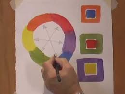 watercolor basics understanding the color wheel and