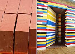 wood lego house bricks and scones british house built entirely of legos urbanist