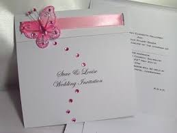 handmade wedding invitations destiny wedding invitations