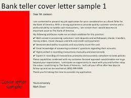 bank teller entry level cover letter sample pdf template free