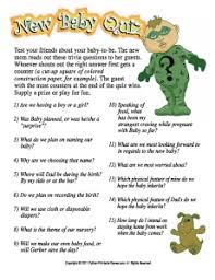 funniest baby shower baby shower new baby shower quiz i m going to be an